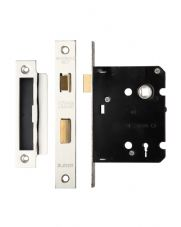 Zoo Hardware ZSC376PS 3 Lever Sashlock 76mm Polished Stainless Steel